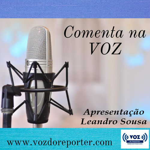 Podcast Comenta na Voz no ar!